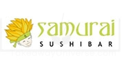 Samurai Sushibar - Take away